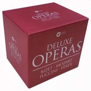 Deluxe Operas - Five Legendary Opera Recordings