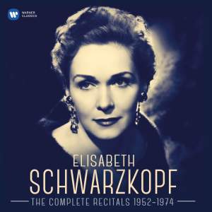 Elisabeth Schwarzkopf - The Complete Recitals 1952-1974
