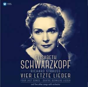 R. Strauss: Vier letzte Lieder - Vinyl Edition