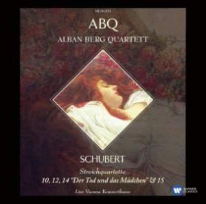 Schubert: String Quartets Nos. 10, 12, 14, 15