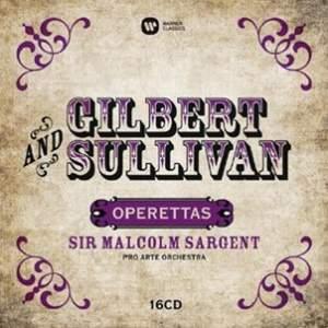 Gilbert and Sullivan Operettas