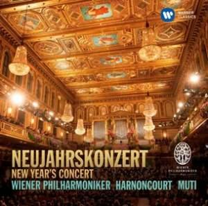 New Year's Concert: Nikolaus Harnoncourt & Riccardo Muti