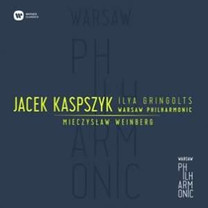 Weinberg: Violin Concerto & Symphony No. 4