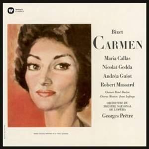 Bizet: Carmen - Vinyl Edition