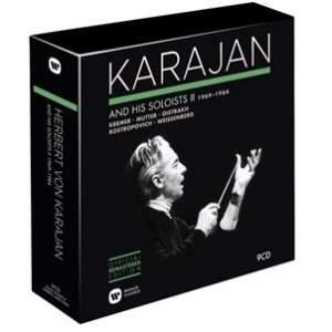 Karajan and his Soloists II 1969-1984