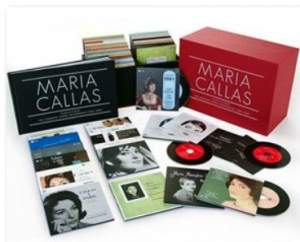 Maria Callas Remastered: The Complete Studio Recordings (1949-1969)