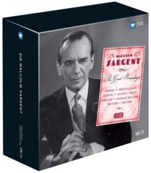 Malcolm Sargent: The Great Recordings