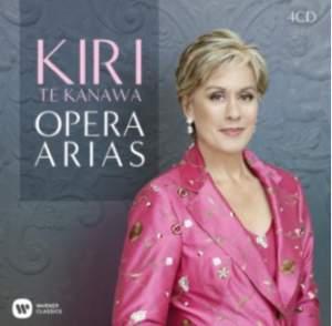 Dame Kiri Te Kanawa: Opera Arias