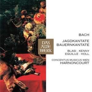 JS Bach: Cantatas BWV208 & BWV212