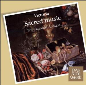 Victoria - Sacred Music