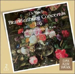 Bach, J S: Brandenburg Concertos Nos. 1-6 BWV1046-1051