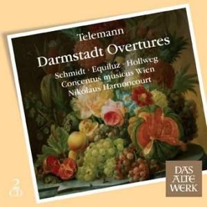 Telemann: Darmstadt Overtures