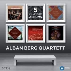 Alban Berg Quartett - 5 Classic Albums