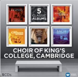 Choir of King's College Cambridge - 5 Classic Albums
