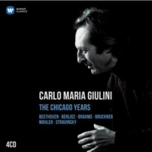 Carlo Maria Giulini: The Chicago Years