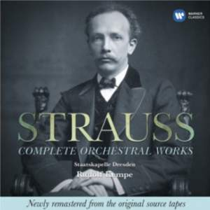 R. Strauss: Complete Orchestral Works