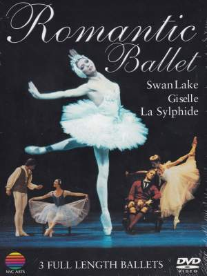 Romantic Ballet: Swan Lake, Giselle & Les Sylphides