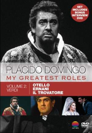 Plácido Domingo - My Greatest Roles Volume 2 (Verdi)