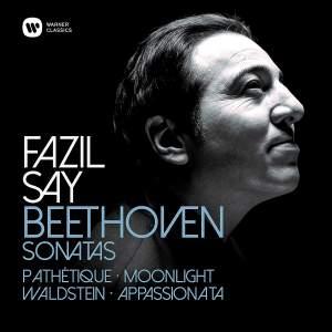 Beethoven: Piano Sonatas Nos. 8, 14, 21 & 23 - Vinyl Edition Product Image