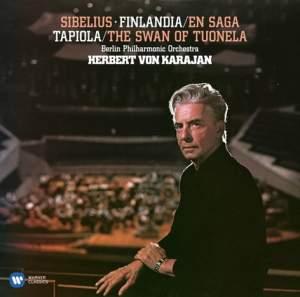 Karajan conducts Sibelius - Vinyl Edition Product Image