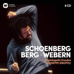 Schoenberg, Berg, Webern – Orchestral Works Product Image