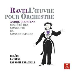 Ravel: Orchestral Works - Vinyl Edition Product Image