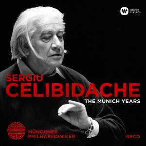 Sergiu Celibidache: The Munich Years