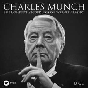 Charles Munch - The Complete Warner Classics Recordings