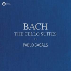 JS Bach: The Cello Suites - Vinyl Edition