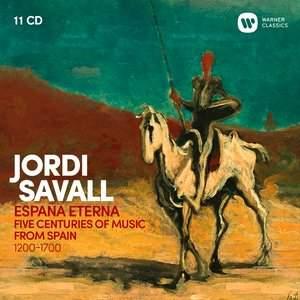 Jordi Savall - España Eterna