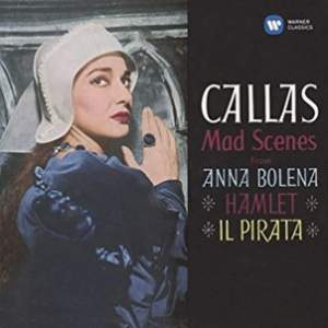 Maria Callas: Mad Scenes - Vinyl Edition
