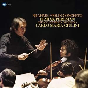 Brahms: Violin Concerto - Vinyl Edition
