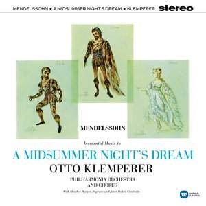Mendelssohn: A Midsummer Night's Dream - Vinyl Edition