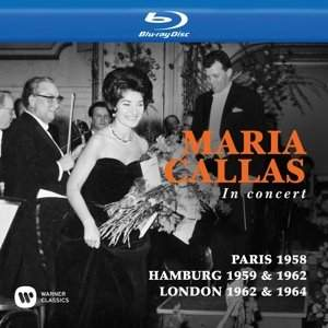 Callas in London, Hamburg & Paris