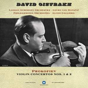 Prokofiev: Violin Concertos Nos. 1 & 2 - Vinyl Edition