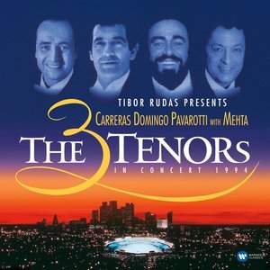 Three Tenors Concert 1994 - Vinyl Edition