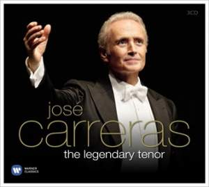José Carreras: The Legendary Tenor (70th birthday Edition)