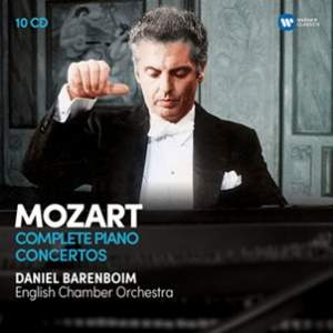 Mozart: Piano Concertos Nos. 1-27 (complete)