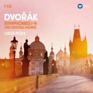Dvorak: Symphonies Nos. 1-9 & Orchestral Works