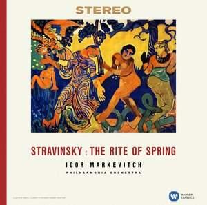 Stravinsky: Le Sacre du printemps - Vinyl Edition
