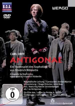 Orff: Antigonae