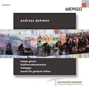 Dohmen - Orchestral Works