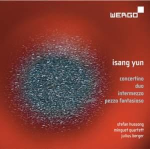 Isang Yun - Concertino, Duo, Intermezzo & Pezzo fantasioso