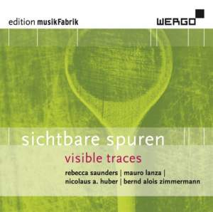 Sichtbare Spuren (Visible Traces) Product Image