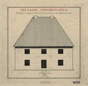 Uri Caine: Diabelli Variations after Ludwig van Beethoven (Vinyl) Product Image