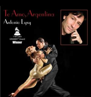 Te Amo, Argentina - Vinyl Edition
