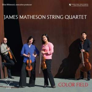 James Matheson: String Quartet - Vinyl Edition