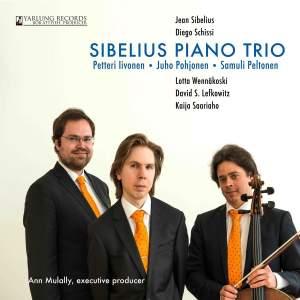 Sibelius Piano Trio Product Image