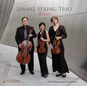 Janaki String Trio: Debut - Vinyl Edition