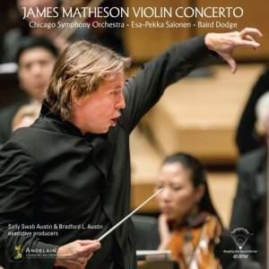 Jame Matheson: Violin Concerto - Vinyl Edition